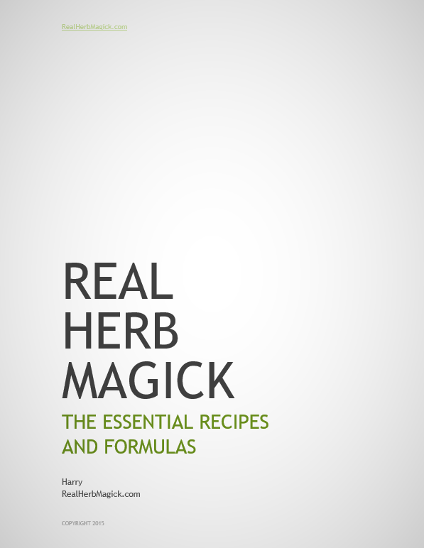 My Free eBook: The Essential Recipes and Formulas - Real